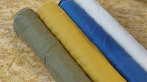 広巾カラーリネン