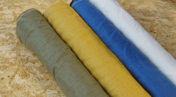 8000 広巾カラーリネン